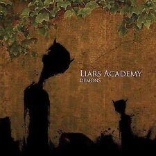 SEALED Demons by Liars Academy CD Digipak Album 2004 Equal Vision  BRAND NEW