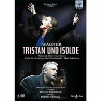 Tristan Und Isolde [DVD][Region 2]