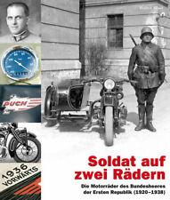 Soldat auf zwei Rädern (Dr. Walter Blasi)