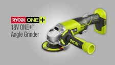 Ryobi R18AG-0 ONE+ Angle Grinder 18V  + DISC + SPANNER  & INSTRUCTIONS FREE P&P