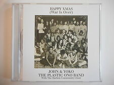 JOHN & YOKO : THE PLASTIC ONO BAND || CD SINGLE ~ PORT GRATUIT !