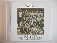 JOHN & YOKO : THE PLASTIC ONO BAND || CD SINGLE ~ PORT GRATUIT !