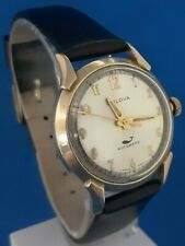 Unisex Vintage Bulova Sea King Automatic(Whale Watch).FREE PRIORITY SHIPPING.