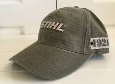 Stihl Outfitters Cool Weathered Olive 1926 Hat Cap Adjustable
