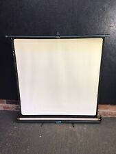Vintage Projector Screen By Hunter Forum