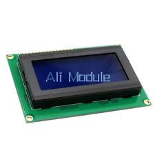 1PCS 1604 LCD Display HD44780 4x16 chr 16x4 BLUE STN NEGATIVE Backlight NEW
