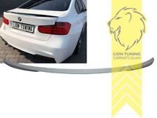 Hecklippe Spoiler Heckspoiler Kofferraum Lippe für BMW F30 Limousine