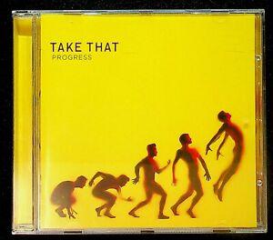 EBOND Take That – Progress CD CD020012