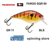 FARGO SQR CRANK 60 - 11 gr -  Col. BLS - FLOATING - RAPTURE TRABUCCO 18018153