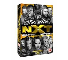 Official WWE - NXT Greatest Matches Volume 1 - 3 Disc DVD Set