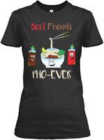 Best Friends Pho-eva Ramen Noodle Kawaii Gildan Women's Tee T-Shirt
