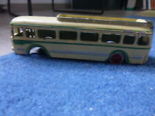 ancien jouet tole CIJ CAR RENAULT made in France vintage MINIATURE BUS