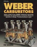 Weber Carburetors, Paperback by Braden, Pat, Brand New, Free shipping in the US