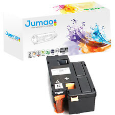 Toner type Jumao compatible pour Epson ACULASER CX17 CX17NF CX17WF C1750N, Noir