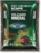 JBL ProScape Volcano Mineral 9L Aquascaping Substrate Planted Aquarium Lava Rock