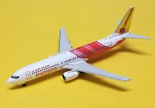 Phoenix Models 1:400 Air India Express 737-800 VT-AXC Sitar / Tabla Drum new