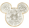 Hallmark Valentine Disney Mickey and Minnie My Heart Found You Plate New