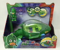PJ Masks - Gekko Deluxe Gekko Mobile Car Vehicle And Figure - NEW - Damaged Box