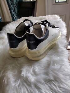 Alexander McQueen Men Oversized Gel Sneakers Size 41 US 8