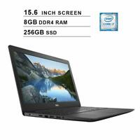 "New! Dell Inspiron 5570 Laptop 15.6"" FHD Intel i7-7500U 8/16GB DDR4  256GB SSD"