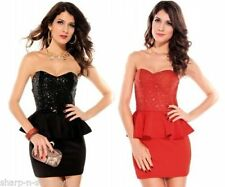 Unbranded Peplum Dresses for Women