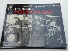 THE BEATLES  GERMAN LP  YOUNG BLOOD  BBC RADIO SHOW  BROADCASTS