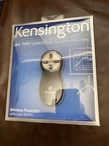 Kensington Wireless Presenter with Laser Pointer w Laser