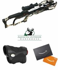 New Ravin Crossbows R20 Package w/ Illuminated Scope, 6 Arrows, Quiver and Crank