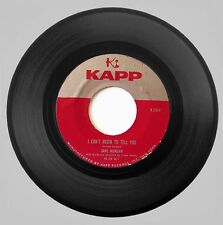 1959 Jane Morgan 'I Can't Begin To Tell You/With Open Arms' Kapp 45 RPM NM