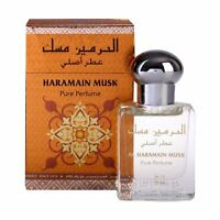 Musk by Al Haramain Aldehyde Rose Musk Perfume Oil Attar Ittar 15ml
