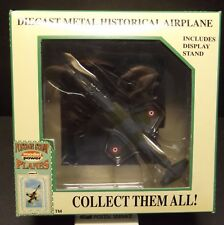 F-104 STARFIGHTER, 1/100 diecast Airplane with stand by Model Power (1501)