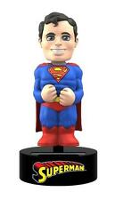 DC Comics SUPERMAN Body Knocker 15cm Bobble OVP NECA Solar/Licht-Betrieb