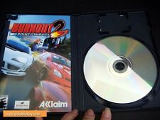 Burnout 2: Point of impact OBL!  MINT from collector!