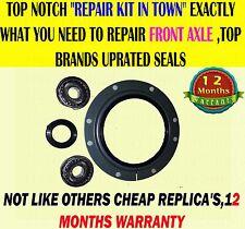 Para Suzuki Jimny King Pin Girar Rodamiento Dirección Kit De Reparación HUB Halfshaft Seal