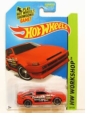 HOT WHEELS 2015 HW WORKSHOP - HW DRIFT RACE TOYOTA AE-86 COROLLA