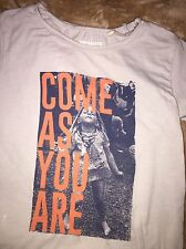"""Imps & Elfs Girls Sz. 6 Tee. """" Come As You Are"""". Cute. Note Flaw"""