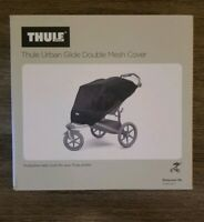 BRAND NEW IN BOX THULE CONSOLE 1 CHILD CARRIER STROLLER CUP HOLDER BLACK 2010079