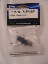 GAUI Tail Output Shaft And Bevel Gear Set NX4 X5 208380 NIP