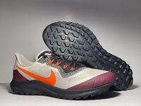 Nike Mens Air Zoom Pegasus 36 Trail Running Shoes Hyper Crimson Size 10.5 NEW