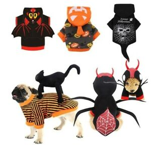 Halloween Costumes and cute Outfits for Dog Clothes for Dogs