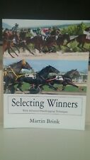 Horse Racing, Handicapping Book, Thoroughbred, Standardbred,Selecting Winners