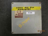 ^^ 1994 INFINITI Q45 ECM #A18B18PB7 *See item description*(N-548)