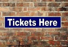 Railway Station Sign Reproduction Railway Station Sign Ticket Sign