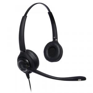 Advanced Binaural Noise Cancelling Headset