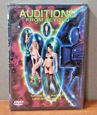 Auditions from Beyond    (DVD)    Rare    BRAND NEW
