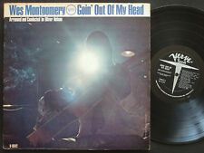 WES MONTGOMERY Goin' Out Of My Head LP VERVE RECORDS V-8642 US 1966 RVG DG MONO