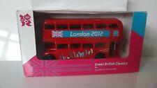 CORGI GREAT BRITISH CLASSICS LONDON 2012 BUS TY82319
