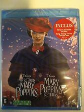 Blu ray neuf sous blister Le Retour de Mary Poppins