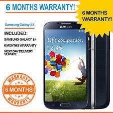 Samsung Galaxy S4 GT-I9505 S 4 - 16 GB - Black Mist (Unlocked)