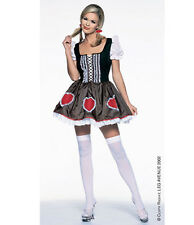 Leg Avenue Heidi Dress Fancy Dress Party Costume 8897